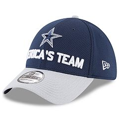 Adult New Era Dallas Cowboys Draft 39THIRTY Flex-Fit Cap