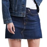 Women's Levi's® Destructed Jean Skirt