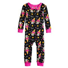 Disney's Minnie Mouse Baby Girl Halloween Coverall