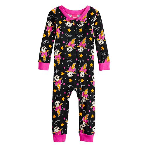 859495154235 Disney s Minnie Mouse Baby Girl Halloween Coverall