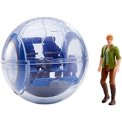 Jurassic World: Fallen Kingdom Story Pack 1 -  Gyrosphere & Claire Figure Set