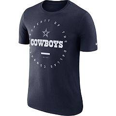 Men's Nike Dallas Cowboys Facility Tee