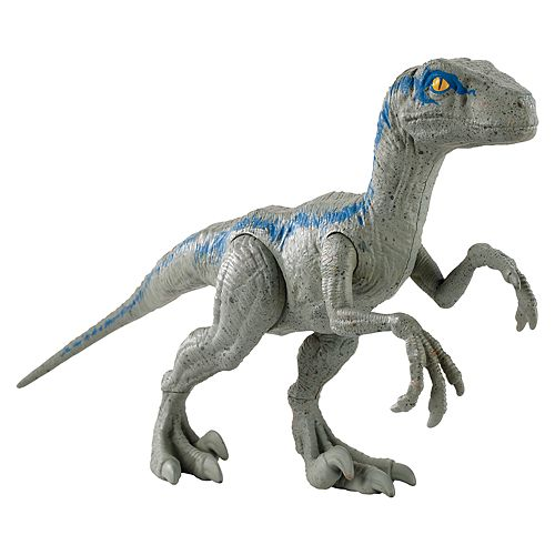 Jurassic World: Fallen Kingdom Dino Val Velociraptor Figure
