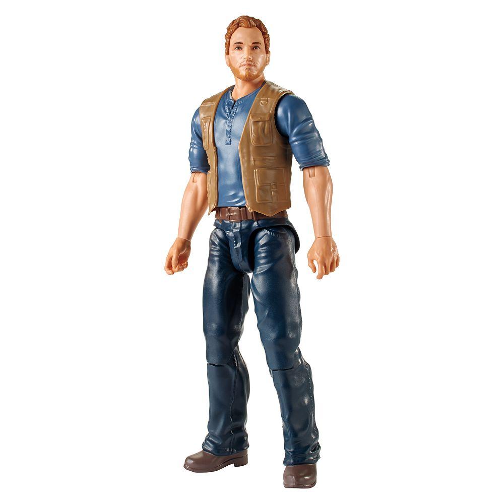 Jurassic World: Fallen Kingdom Owen Figure