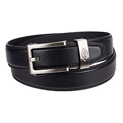Men's Dickies Custom-Fit Bonded-Leather Belt