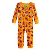 Baby Boy Sesame Street Elmo Halloween Coverall