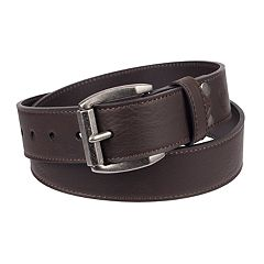 Men's Dickies Bonded-Leather Casual Belt