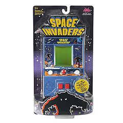 Arcade Classics Space Invaders Mini Arcade Game