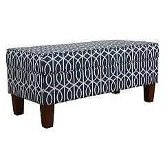 HomePop Bella Large Storage Bench