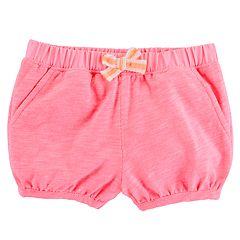 Baby Girl OshKosh B'gosh® Slubbed Bubble Shorts