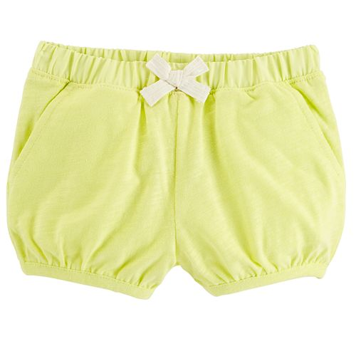 Baby Girl OshKosh B'gosh® Slubbed Bubble Shorts