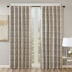 SunSmart Odessa Total Blackout Window Curtain