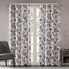 SunSmart Laurel Room Darkening Window Curtain