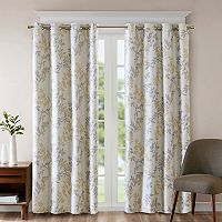 SunSmart April Botanical Blackout Window Curtain
