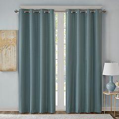 SunSmart 1-Panel Alma Room Darkening Window Curtain