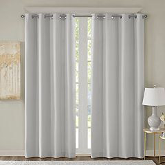 SunSmart Alma Room Darkening Window Curtain