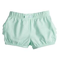 Baby Girl Jumping Beans® Ruffled Bubble Shorts