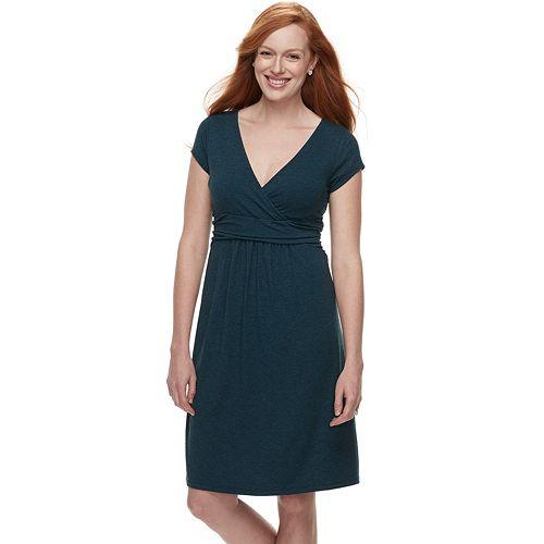 741177722fb Maternity a:glow Nursing A-Line Dress