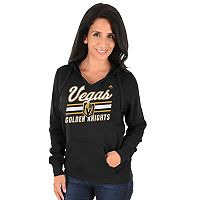 Women's Majestic Vegas Golden Knights Fleece Hoodie