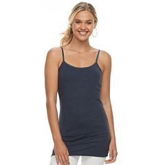 Juniors' SO® Tunic Cami