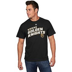 Men's Majestic Vegas Golden Knights Appeal Play Tee