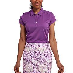 Women's Pebble Beach Short Sleeve Golf Polo