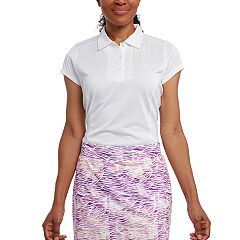 Women's Pebble Beach Short Sleeve Golf Polo