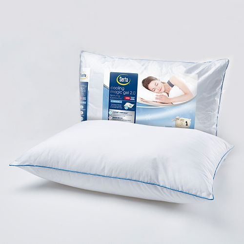 Serta Cooling Magic Gel 2.0 Bed Pillow