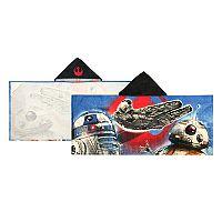 Star Wars: Episode VIII The Last Jedi Hooded Towel