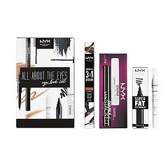 NYX Professional Makeup All About The Eyes Eye Look Set