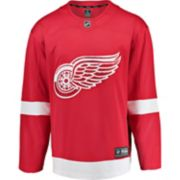 Men's Majestic Detroit Red Wings Official Jersey