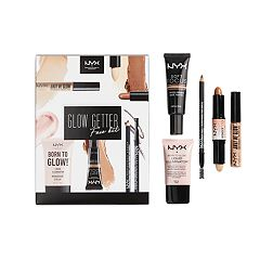 NYX Professional Makeup Glow Getter Face Kit