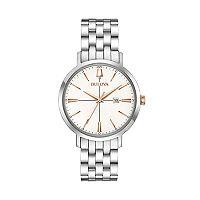 Bulova Women's Classic Aerojet Stainless Steel Watch - 98M130