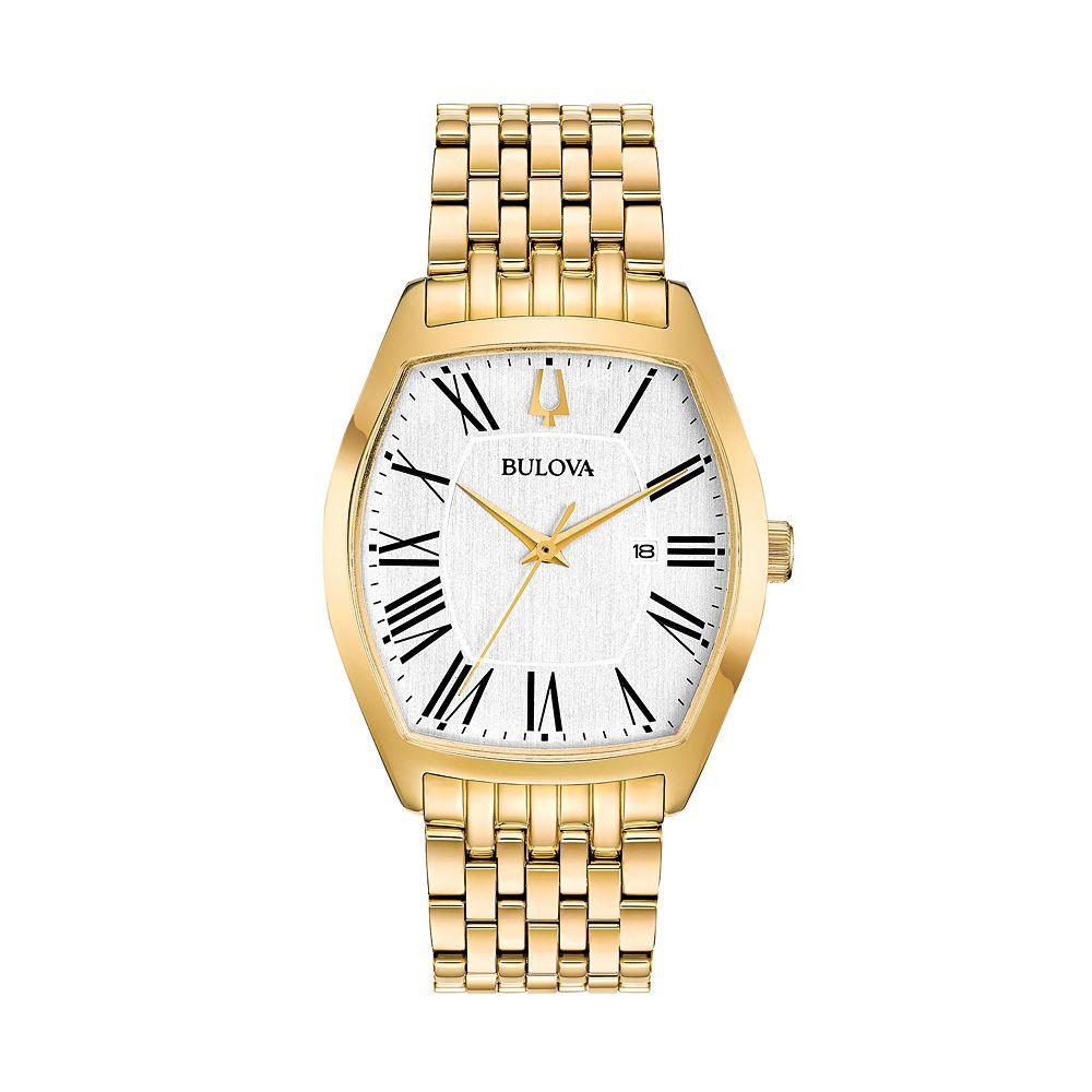 Bulova Women's Classic Ambassador Stainless Steel Watch - 97M116