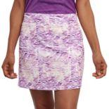 Women's Pebble Beach Printed Knit Golf Skort