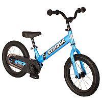 Youth Strider 14x Sport 14-Inch Balance Bike & Easy-Ride Pedal Kit