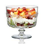 Artland Pearl Ridge Trifle Bowl