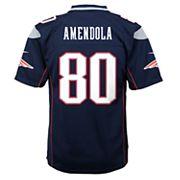 Boys 8-20 New EnglandPatriots Danny Amendola Super Bowl LII Jersey