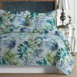 Madrid Printed Tropical Rainforest Oversized Duvet Cover Set