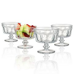 Artland 4-piece Pearl Ridge Mini Coupe Set