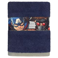 Marvel Team Up Bath Towel