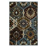 Maples Highland Heather Medallion Rug