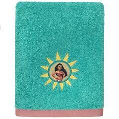 Disney's Moana Bath Towel