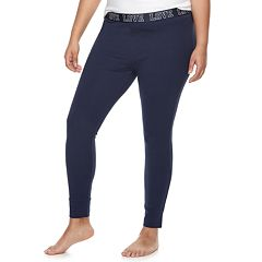 Plus Size SO® 'Love' Sleep pant