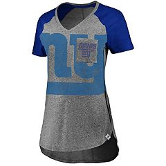 Women's Majestic New York Giants Static Tee