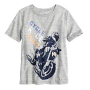 Boys 4-7x SONOMA Goods for Life? Foiled Motorcycle Graphic Tee