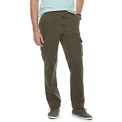 Men's SONOMA Goods for Life™ Relaxed-Fit Stretch Cargo Pants