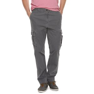 Men's SONOMA Goods for Life® Relaxed-Fit Stretch Cargo Pants