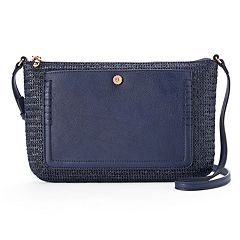 LC Lauren Conrad Bonne Crossbody Bag
