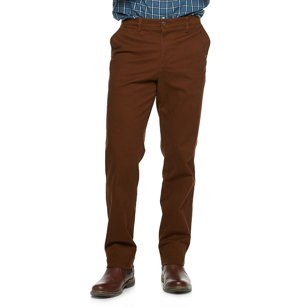 Men's SONOMA Goods for Life® Modern-Fit Athletic Stretch Chino Pants